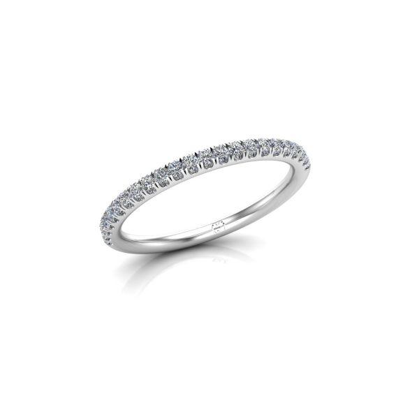 Memoire/Diamantring in Gold oder Platin mit Brillanten von Trauringspezialisten.de Model BY3001