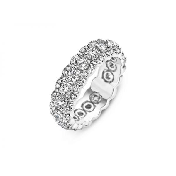 Ring | Gold 750 | Brillanten ca. 2,03 ct | tw,vs