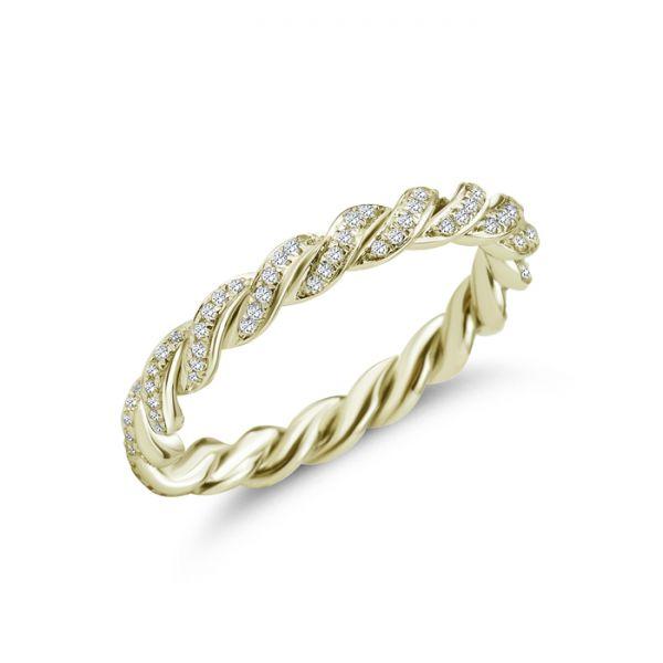 Memoire-Ring | Brillanten | 0,18 ct