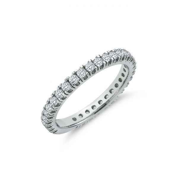 Memoire-Ring | Brillanten | 0,80 ct