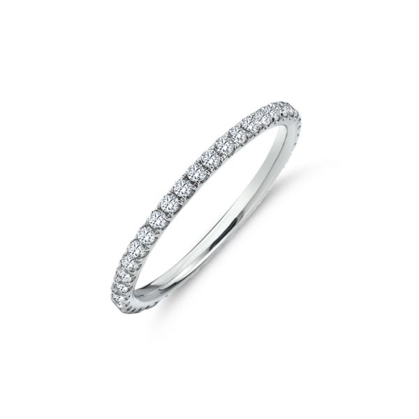 Memoire-Ring | Brillanten | 0,44 ct