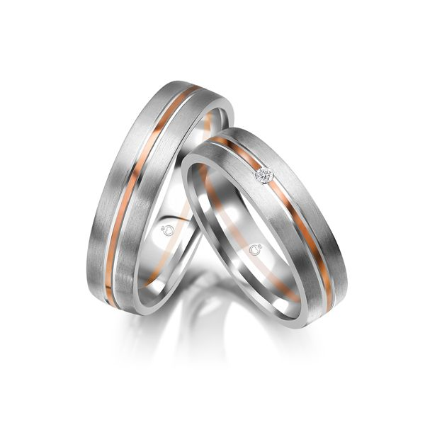 Trauringe | Brillanten | 0,03 ct